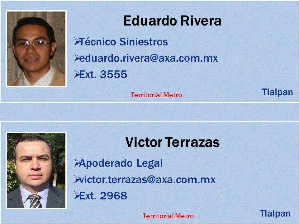 Eduardo Rivera Victor Terrazas