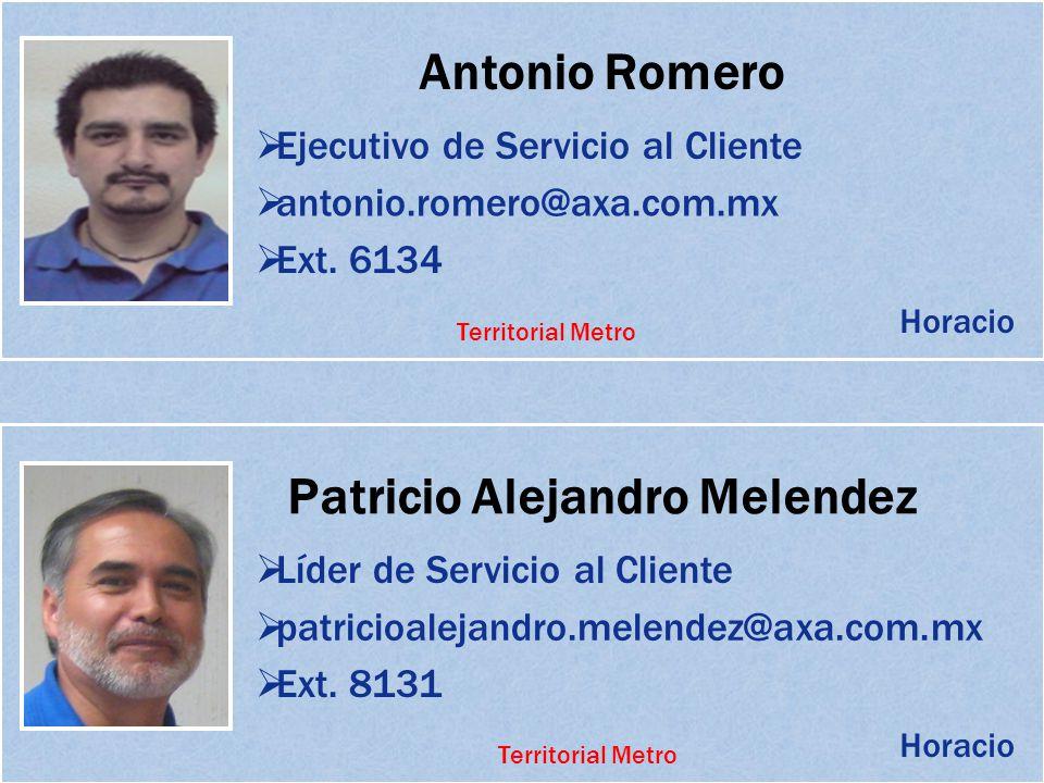 Patricio Alejandro Melendez