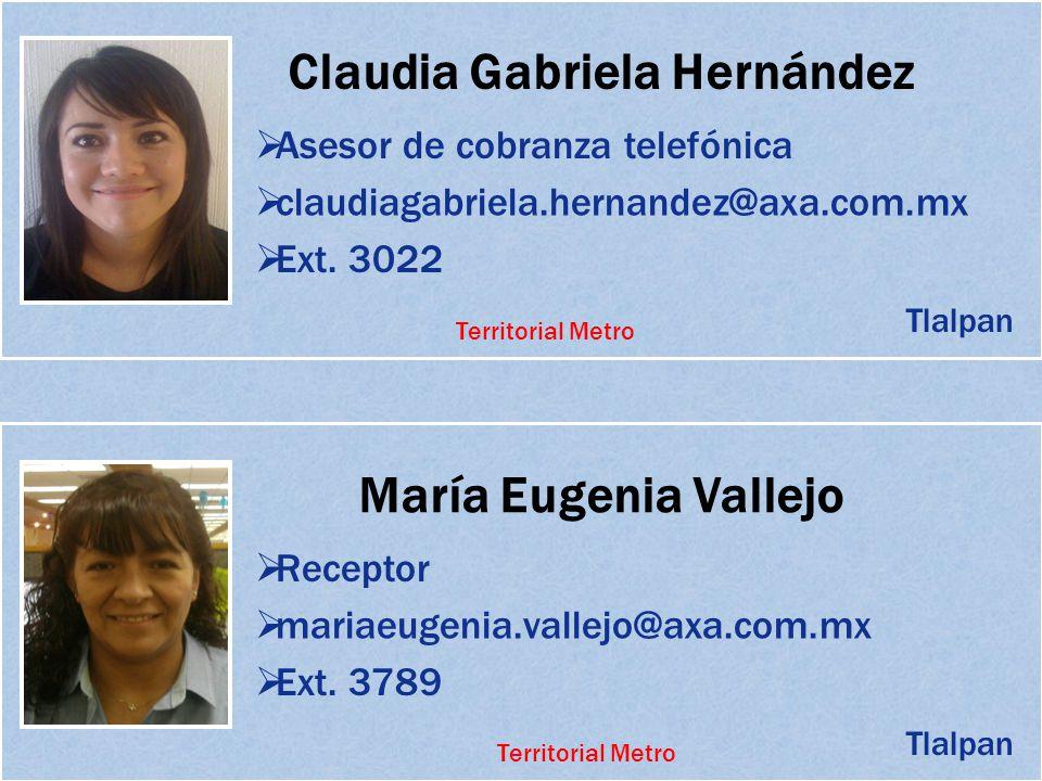 Claudia Gabriela Hernández