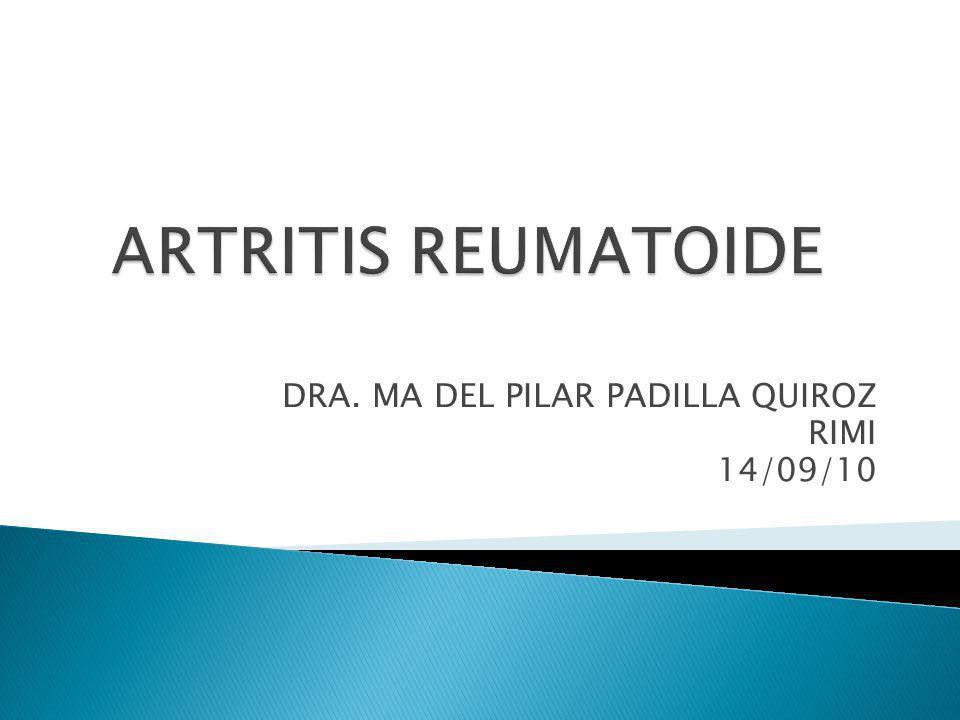 DRA. MA DEL PILAR PADILLA QUIROZ RIMI 14/09/10