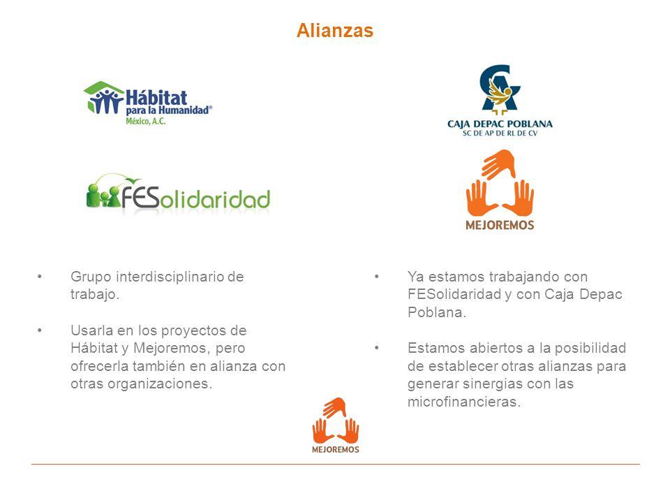 Alianzas Grupo interdisciplinario de trabajo.