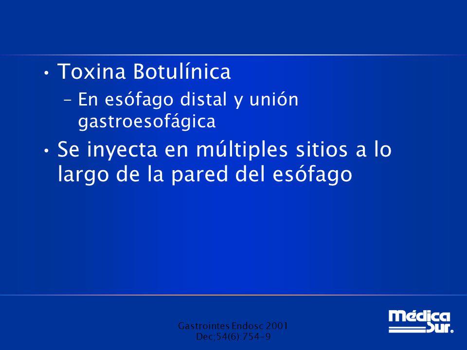 Gastrointes Endosc 2001 Dec;54(6):754-9