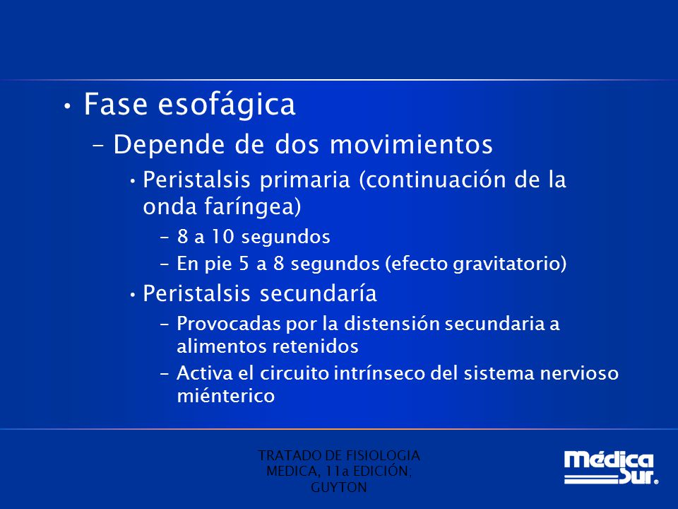 TRATADO DE FISIOLOGIA MEDICA, 11a EDICIÓN; GUYTON