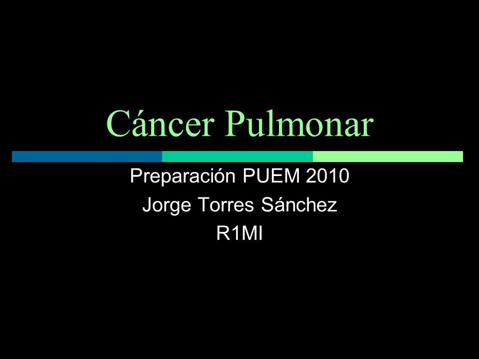 Preparación PUEM 2010 Jorge Torres Sánchez R1MI