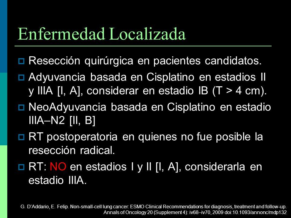 Enfermedad Localizada