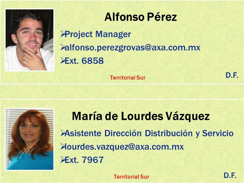 María de Lourdes Vázquez