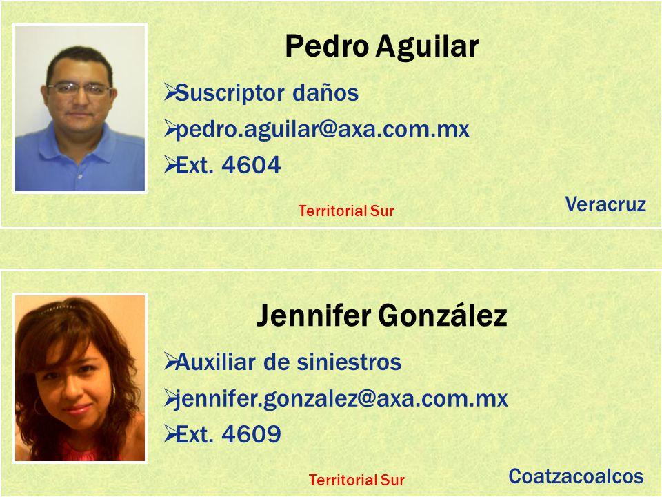 Pedro Aguilar Jennifer González