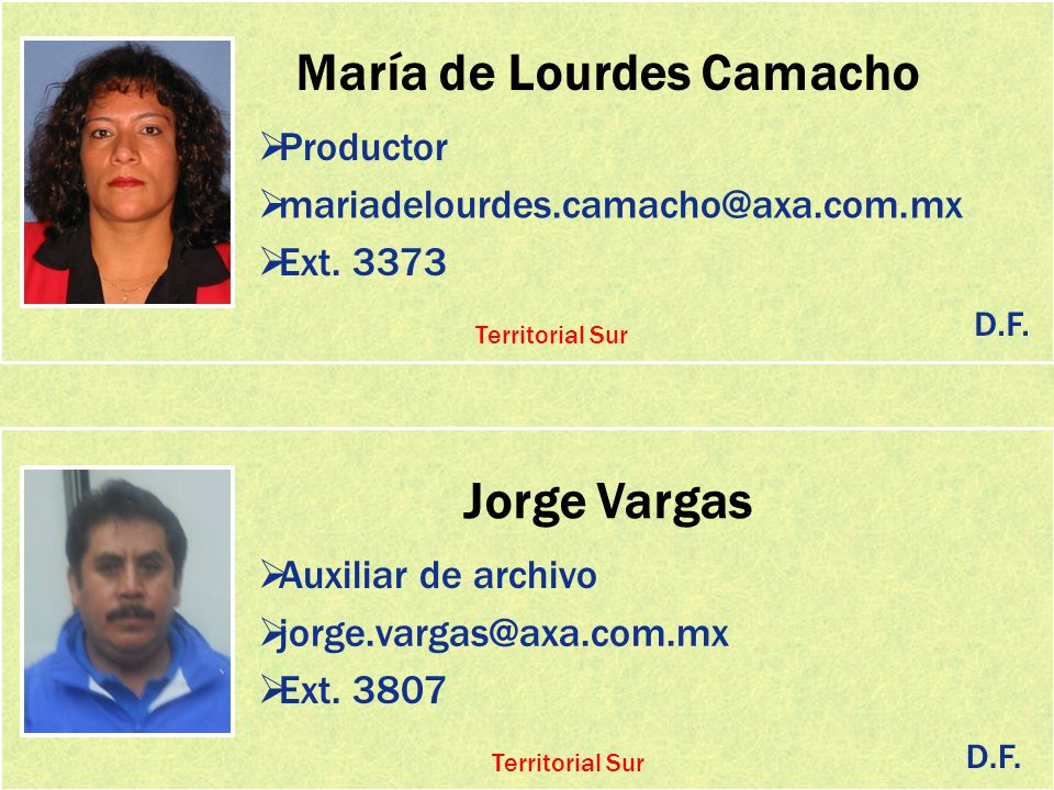 María de Lourdes Camacho