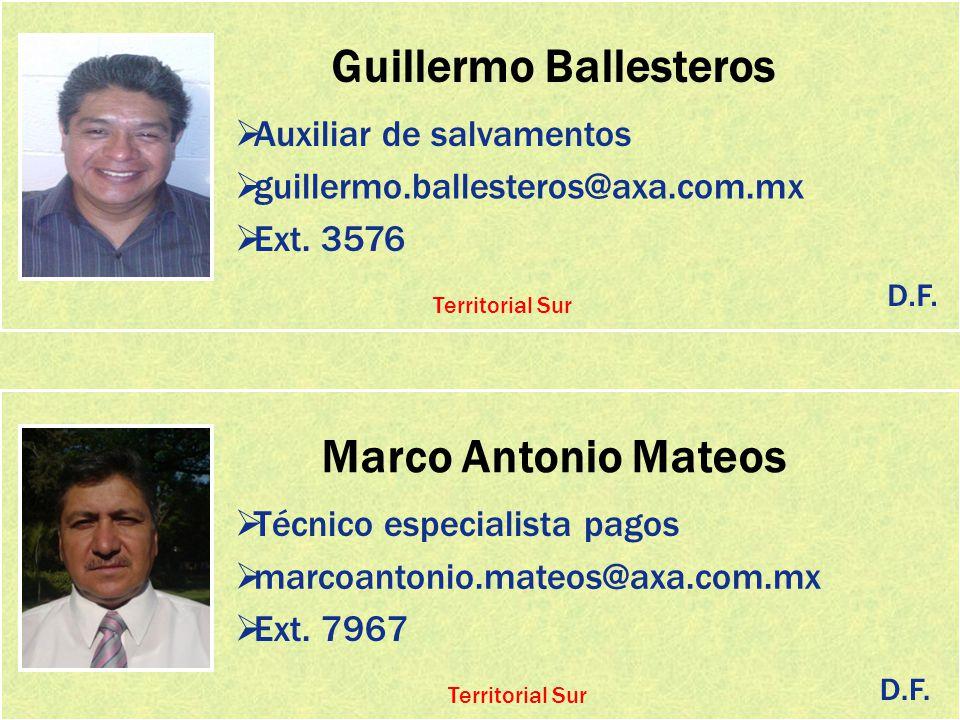 Guillermo Ballesteros