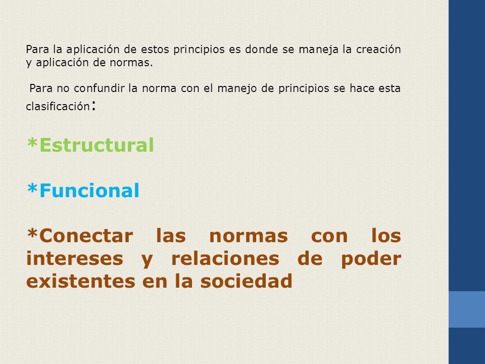 *Estructural *Funcional
