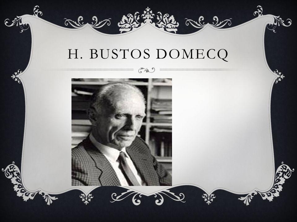 H. Bustos Domecq