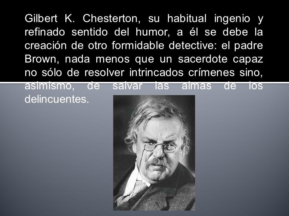 Gilbert K.