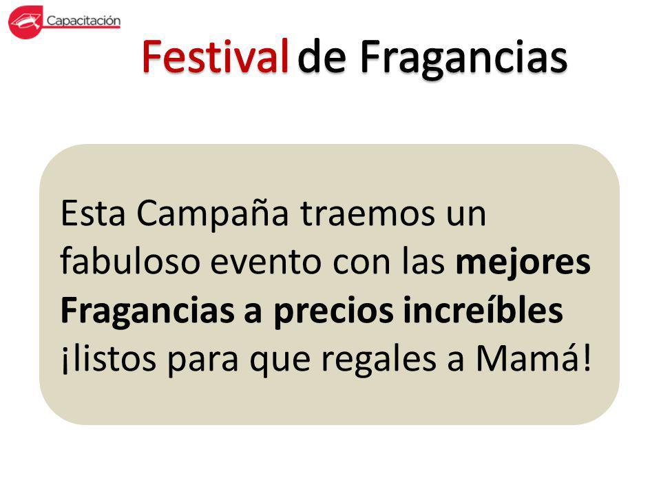 Festival de Fragancias