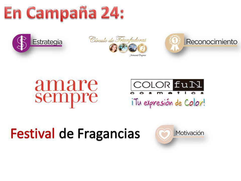En Campaña 24: Festival de Fragancias