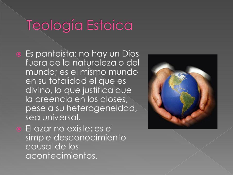 Teología Estoica
