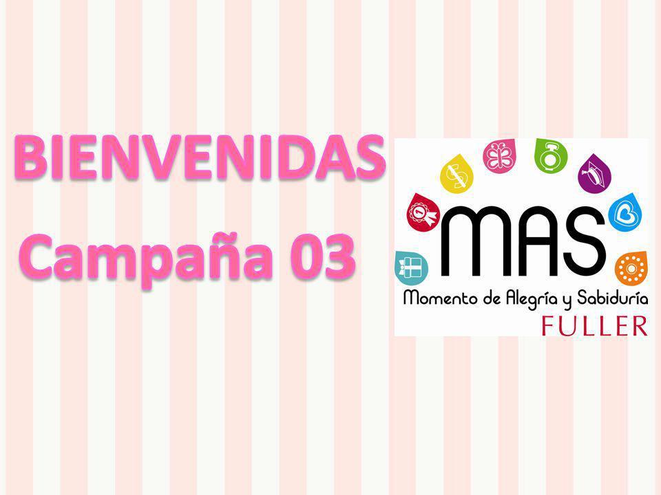 BIENVENIDAS Campaña 03