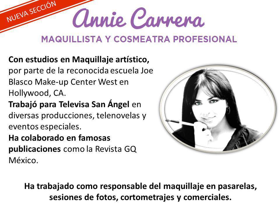 Ha colaborado en famosas publicaciones como la Revista GQ México.