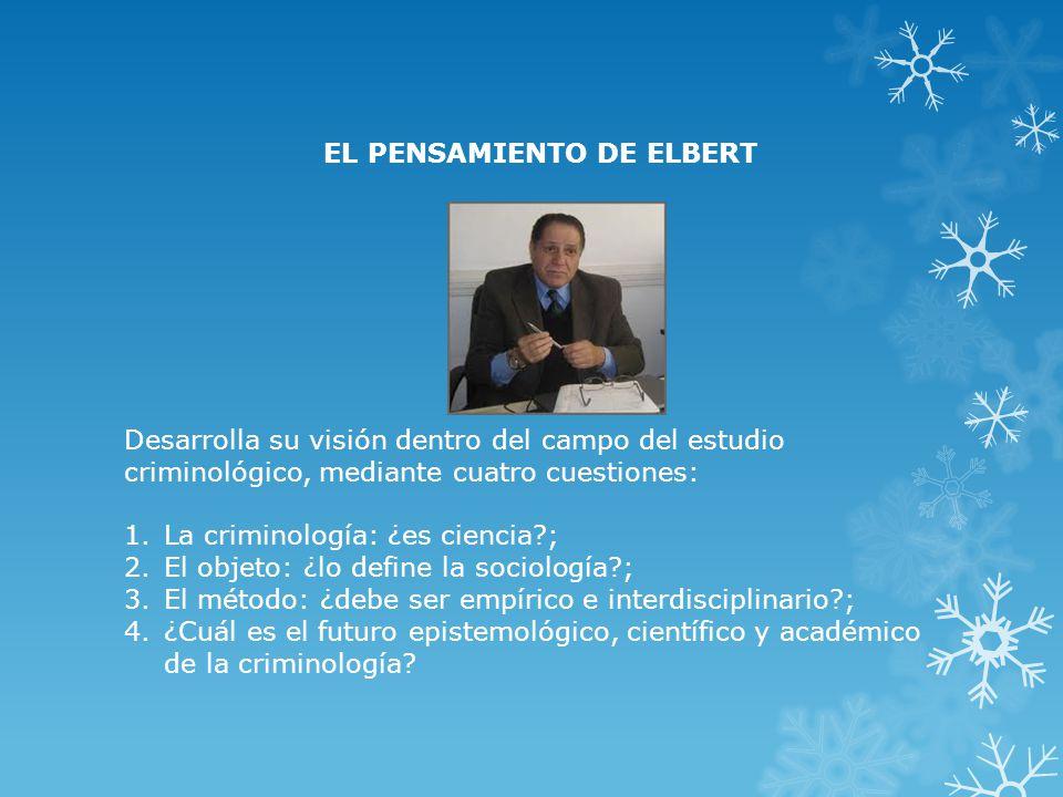 EL PENSAMIENTO DE ELBERT