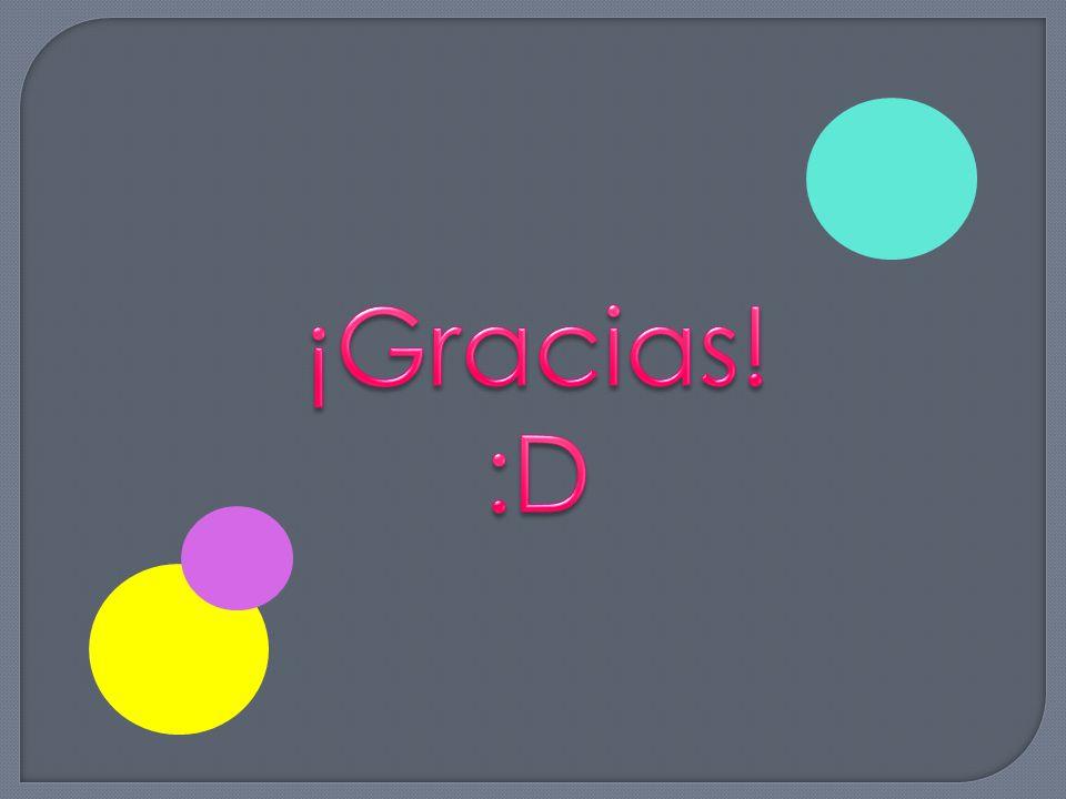 ¡Gracias! :D