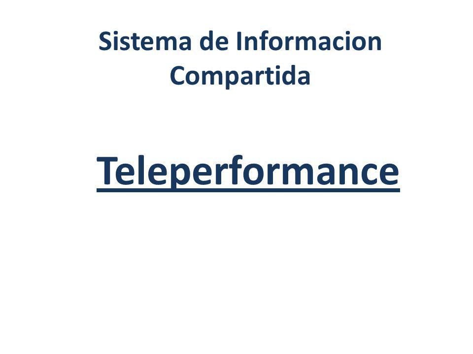 Sistema de Informacion Compartida