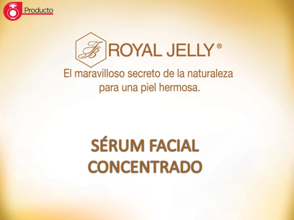 SÉRUM FACIAL CONCENTRADO