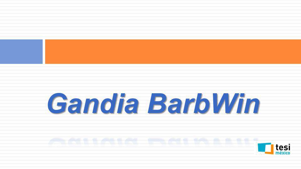 Gandia BarbWin