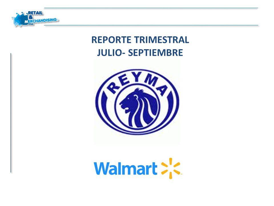 REPORTE TRIMESTRAL JULIO- SEPTIEMBRE