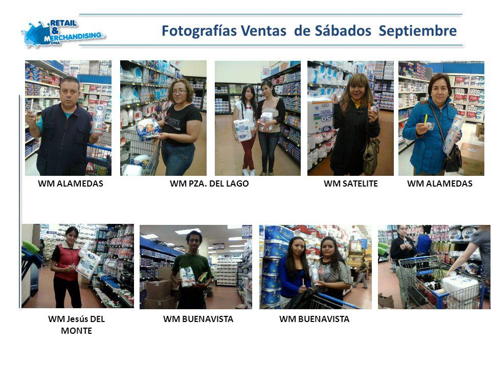 Fotografías Ventas de Sábados Septiembre