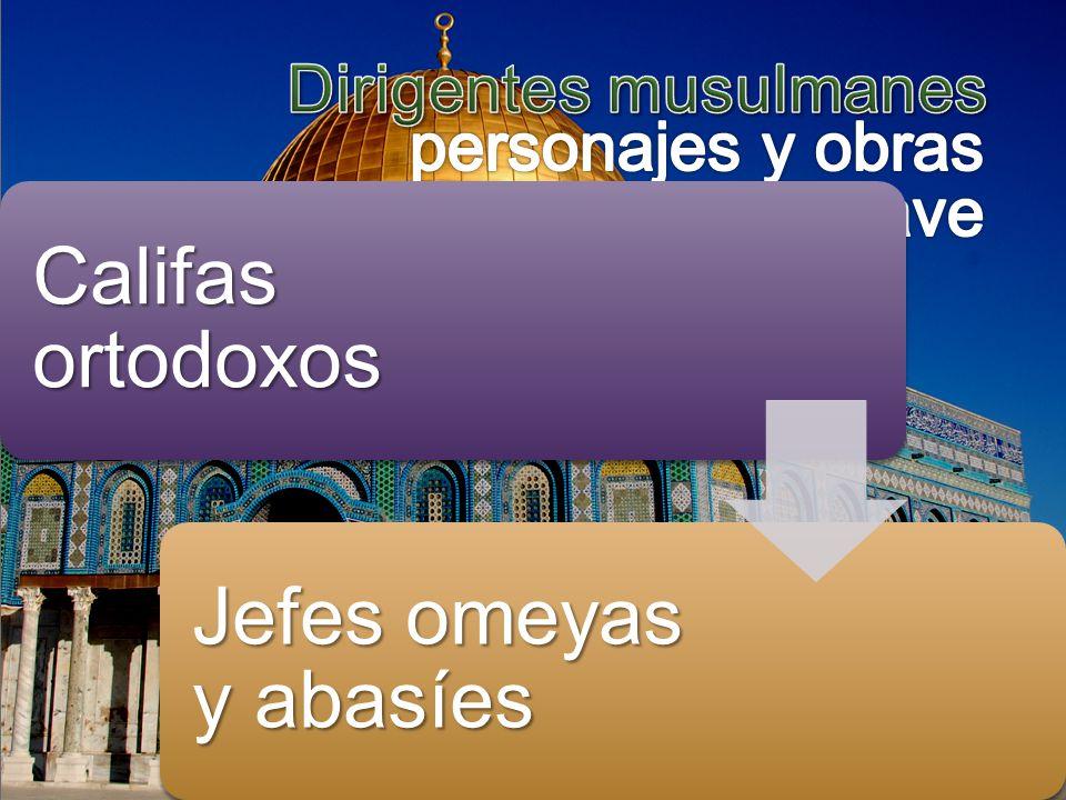 Dirigentes musulmanes