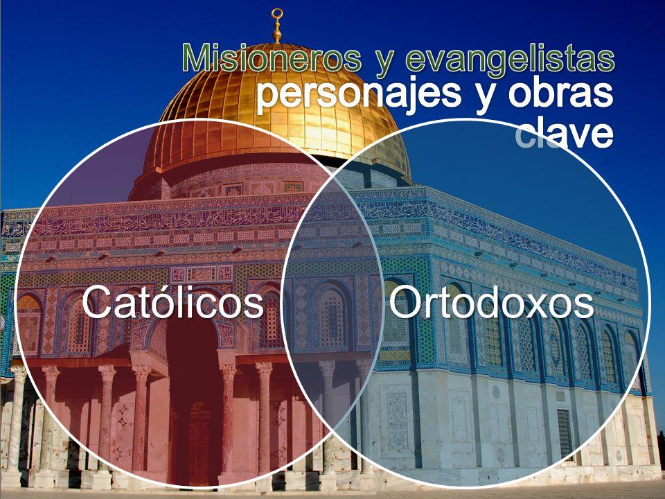 Misioneros y evangelistas