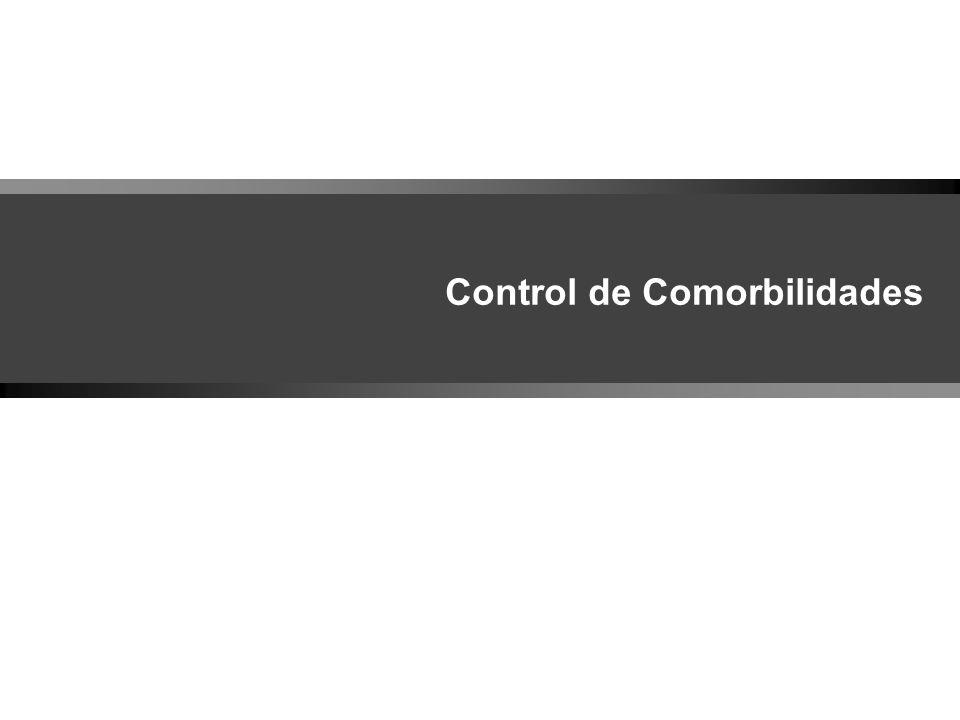 Control de Comorbilidades