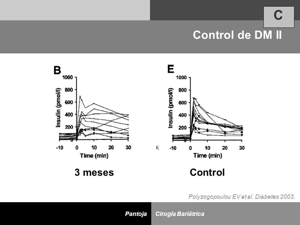 C Control de DM II 3 meses Control