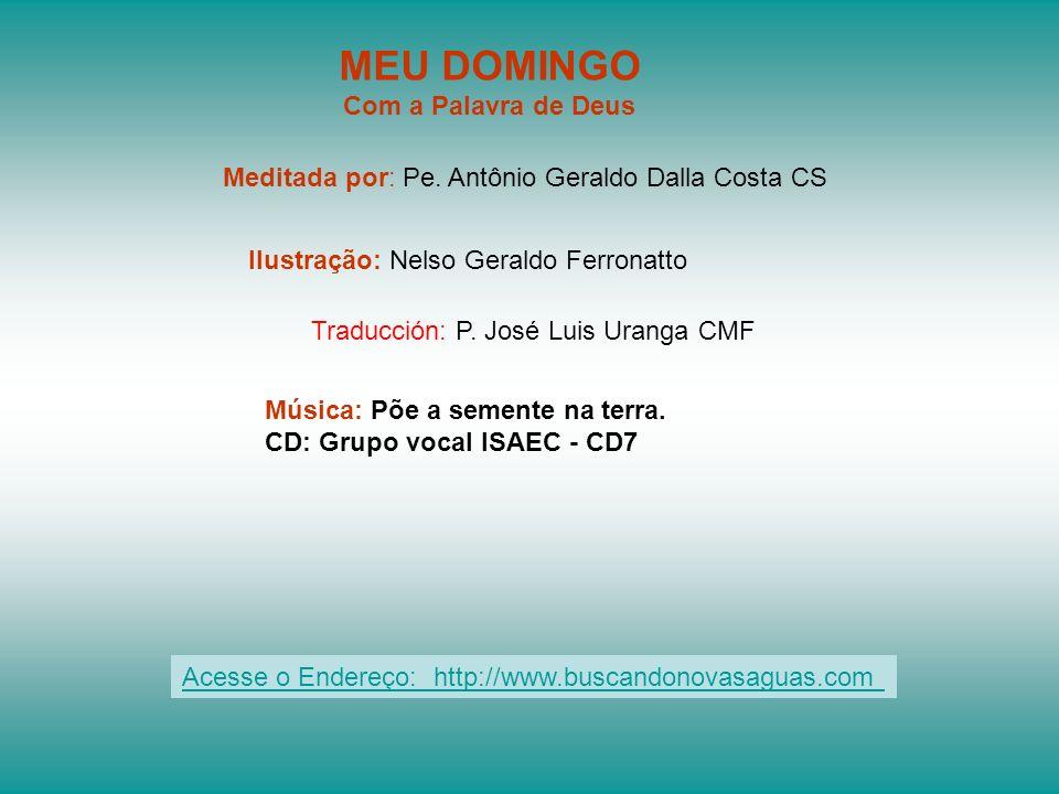 Traducción: P. José Luis Uranga CMF