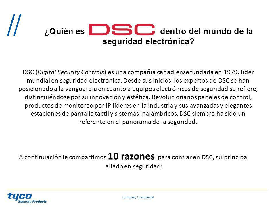 ¿Quién es dentro del mundo de la seguridad electrónica