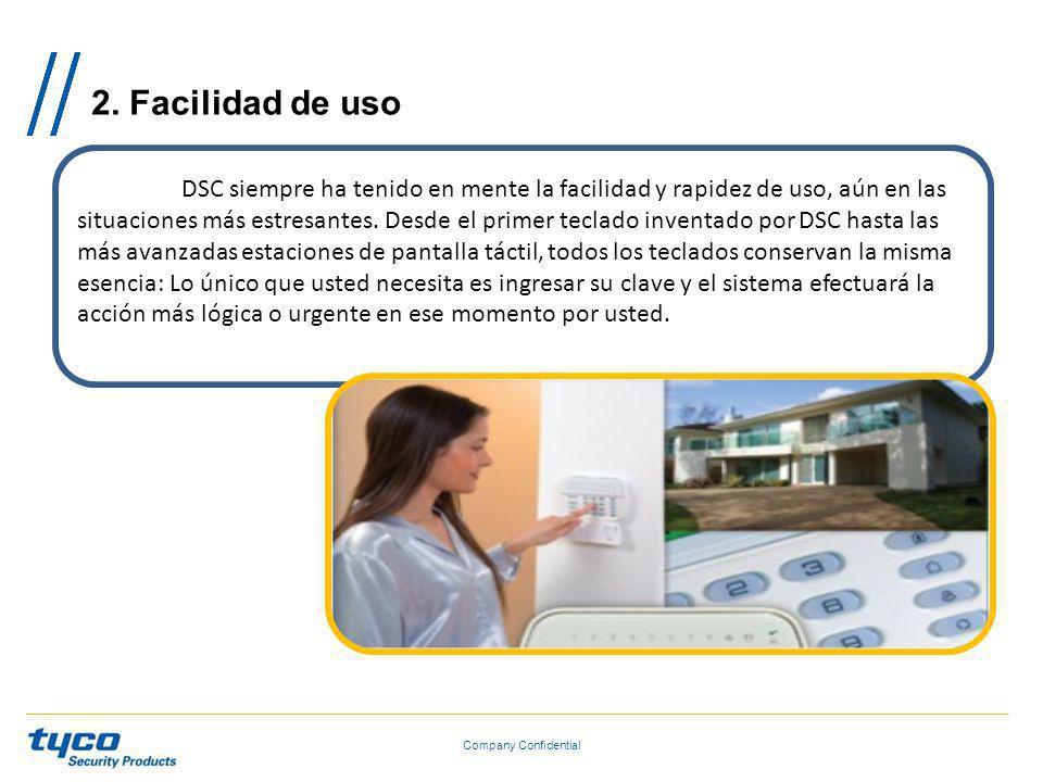 2. Facilidad de uso