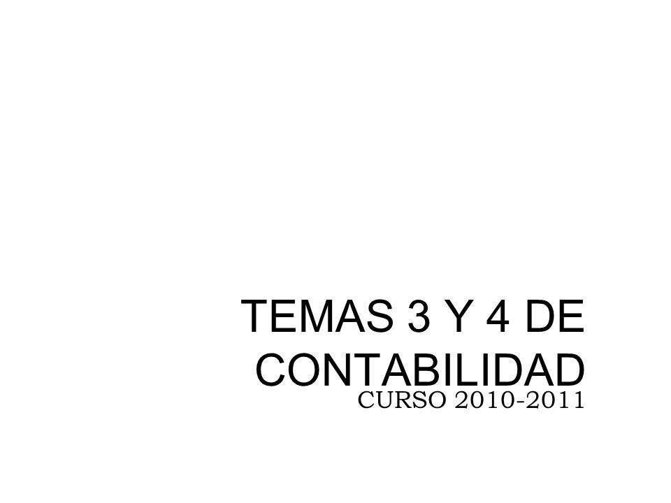 TEMAS 3 Y 4 DE CONTABILIDAD