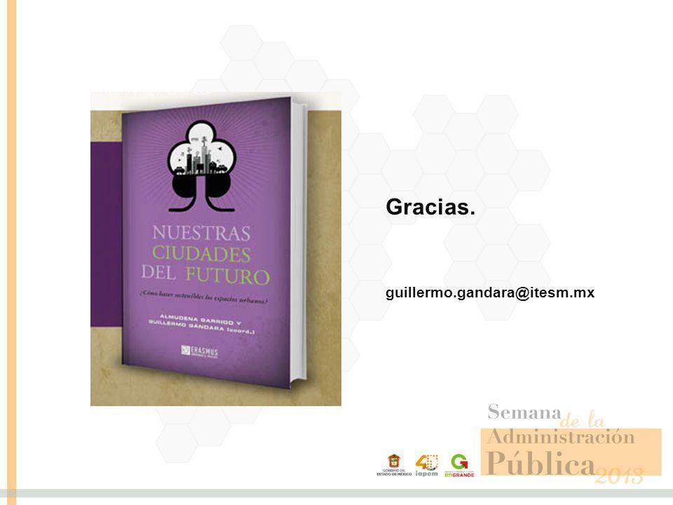 Gracias. guillermo.gandara@itesm.mx