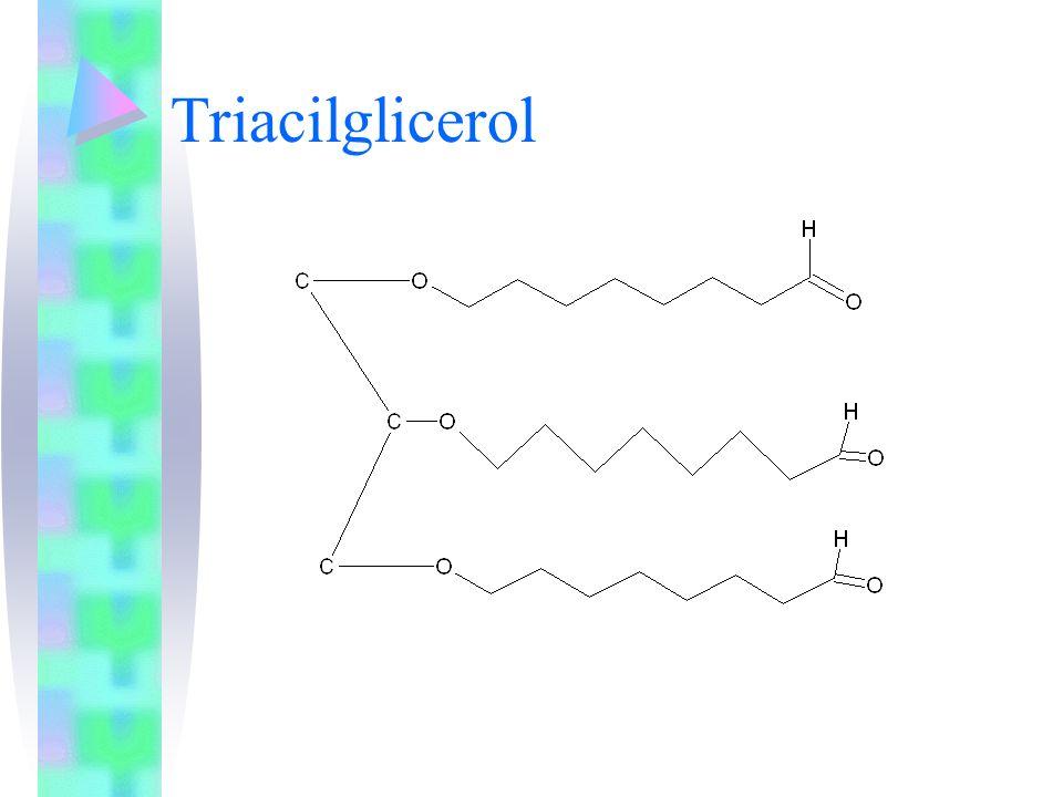 Triacilglicerol