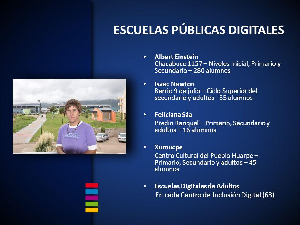 ESCUELAS PÚBLICAS DIGITALES