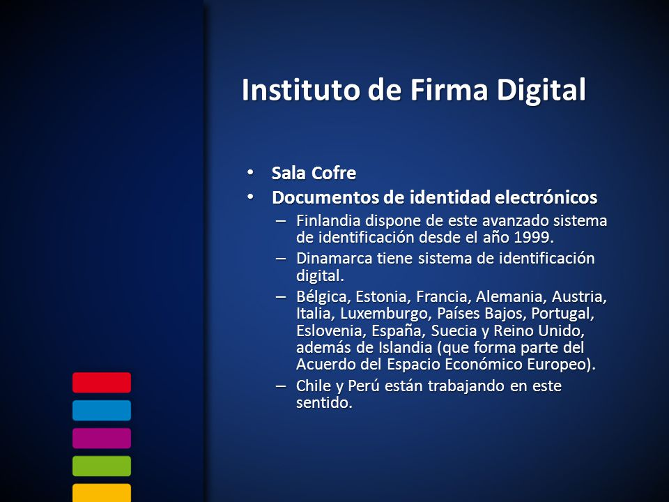 Instituto de Firma Digital