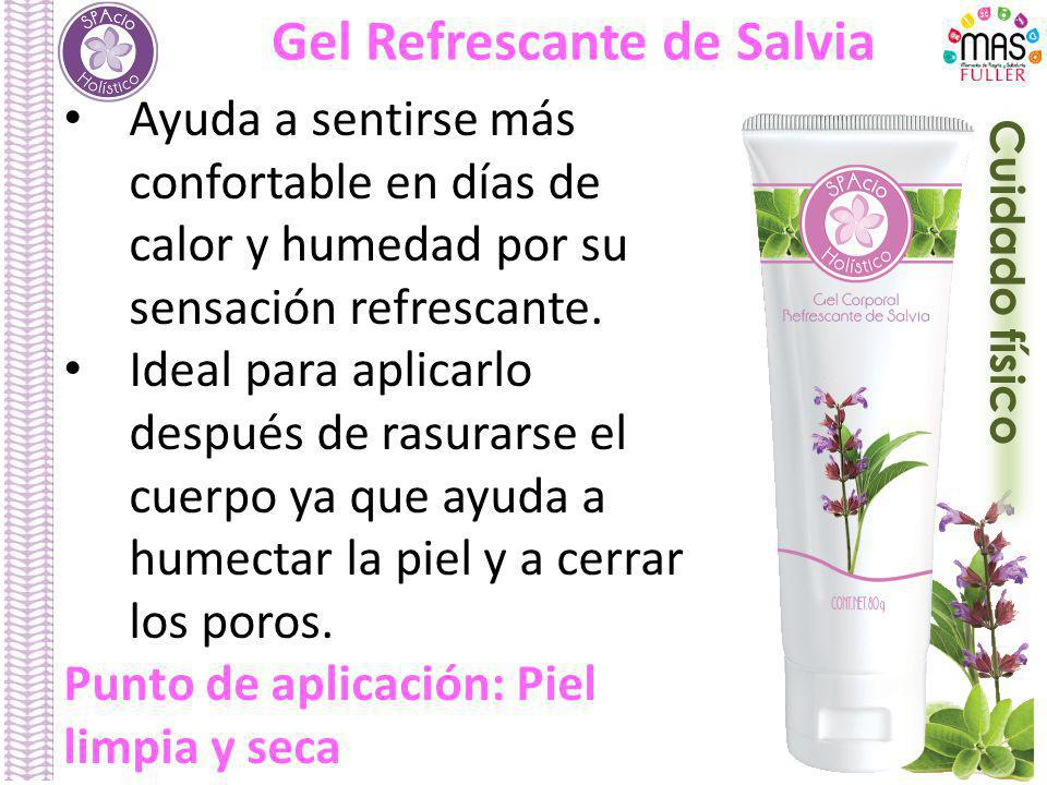 Gel Refrescante de Salvia