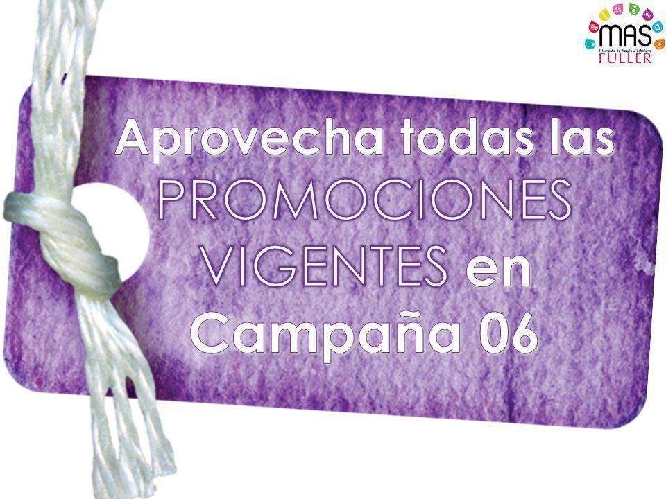 PROMOCIONES VIGENTES en Campaña 06