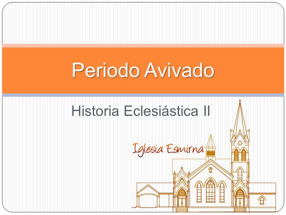 Historia Eclesiástica II