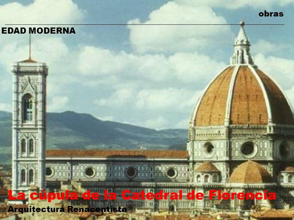 La cúpula de la Catedral de Florencia