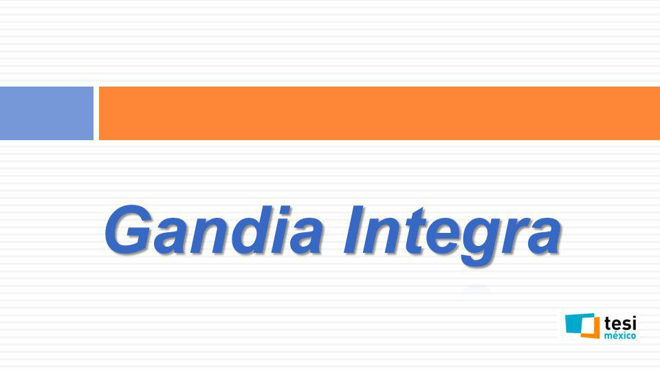 Gandia Integra