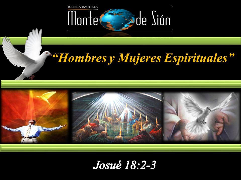 Hombres y Mujeres Espirituales