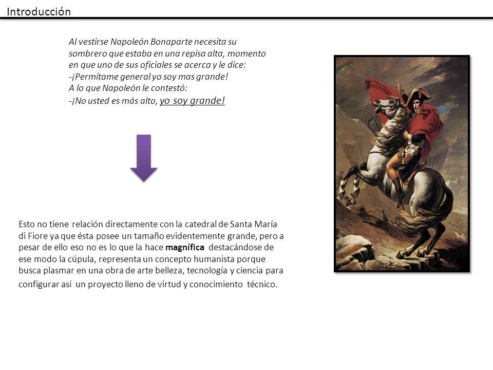 Introducción Al vestirse Napoleón Bonaparte necesita su