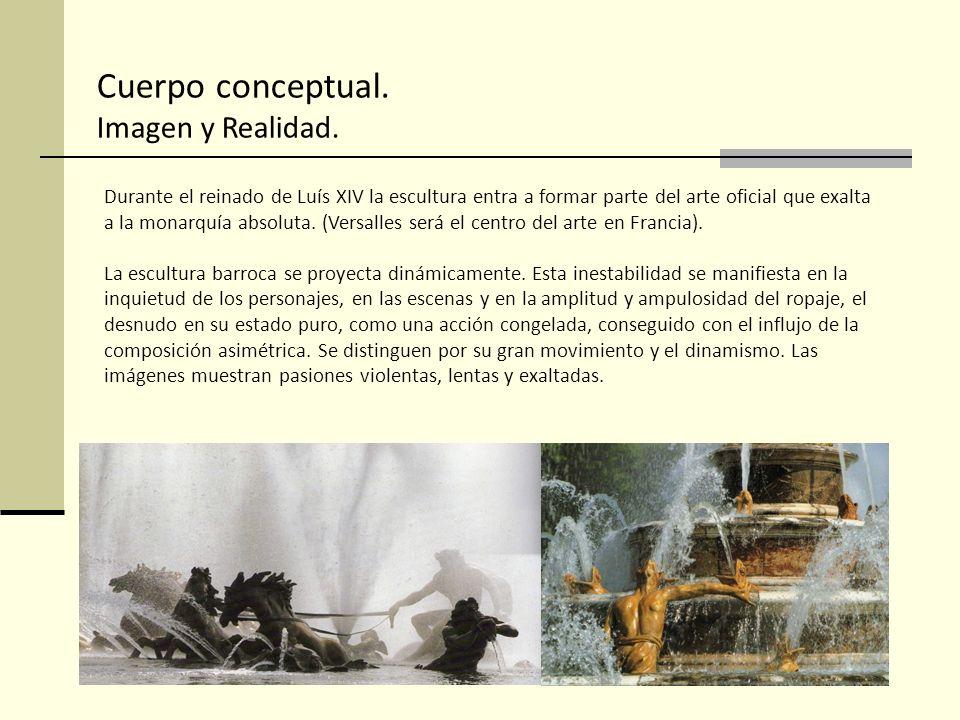 Cuerpo conceptual. Imagen y Realidad.