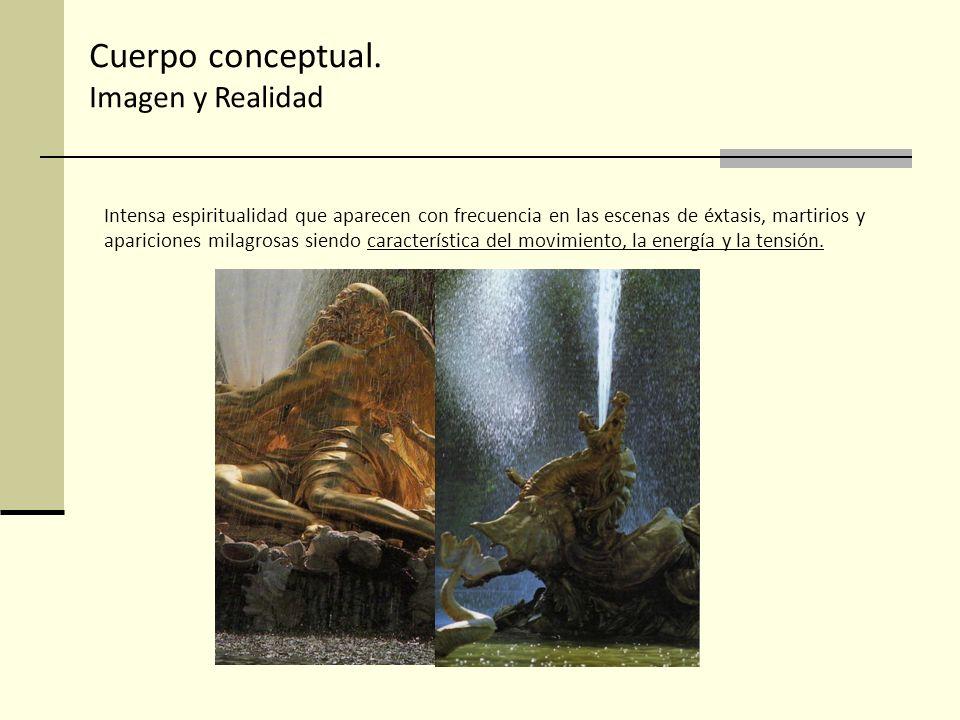 Cuerpo conceptual. Imagen y Realidad