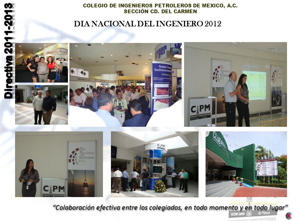 DIA NACIONAL DEL INGENIERO 2012